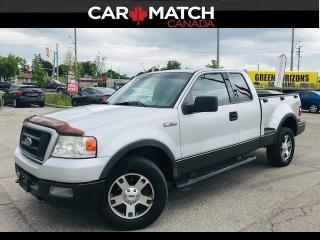 Used 2004 Ford F-150 FX4 / LEATHER / SUNROOF for sale in Cambridge, ON