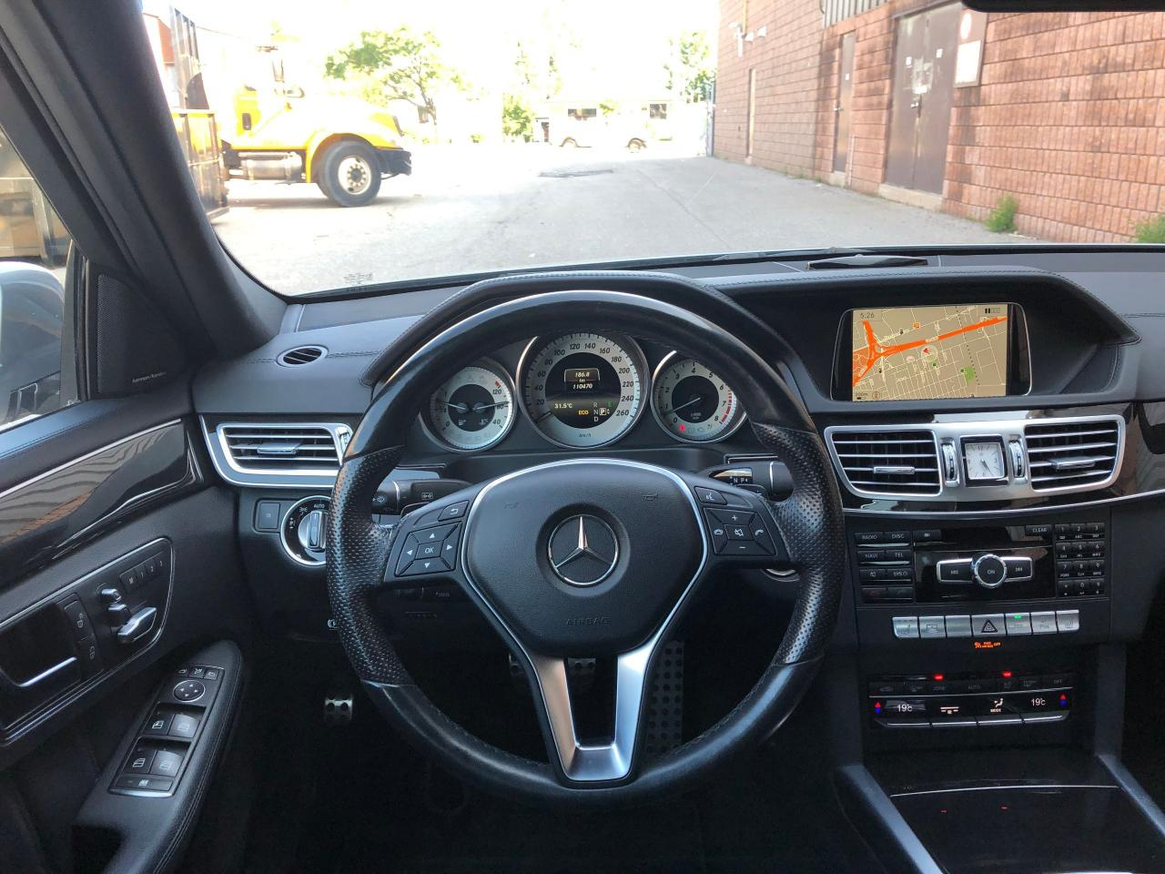 2014 Mercedes-Benz E-Class