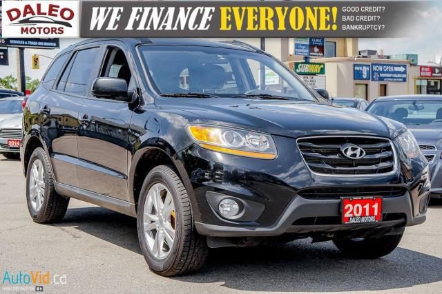 2011 Hyundai Santa Fe GL PREMIUM | AWD | HEATED SEATS | 4CYL |