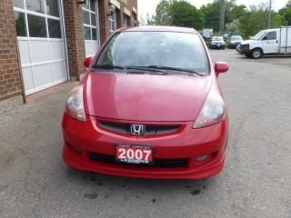 Used 2007 Honda Fit Sport for sale in Weston, ON