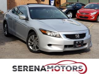 Used 2008 Honda Accord EX-L | MANUAL | ONE OWNER | NO ACCIDENTS | LOW KM for sale in Mississauga, ON