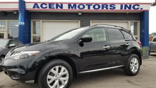 Used 2014 Nissan Murano SL for sale in Hamilton, ON