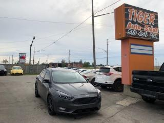 Used 2016 Ford Focus SE**ONLY 72 KMS**AUTOMATIC**CERTIFIED for sale in London, ON