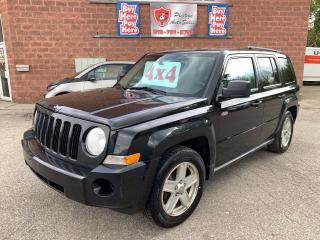 Used 2010 Jeep Patriot Sport/4X4/2.4L/NO ACCIDENT/SAFETY INCLUDED for sale in Cambridge, ON