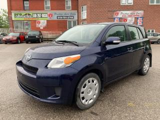 Used 2011 Scion xD TOYOTA/ONE OWNER/LOW KILOMETRES/SAFETY INCLUDED for sale in Cambridge, ON