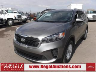 Used 2019 Kia SORENTA LX 4D UTILITY AT AWD 2.4L for sale in Calgary, AB