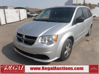 Used 2011 Dodge Grand Caravan SXT Wagon 7PASS 3.6L for sale in Calgary, AB