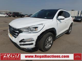 Used 2018 Hyundai TUCSON SE 4D UTILITY AT AWD 2.0L for sale in Calgary, AB