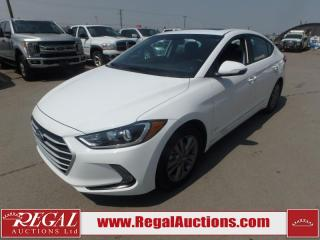 Used 2018 Hyundai ELANTRA GL SE 4D SEDAN AT 2.0L for sale in Calgary, AB