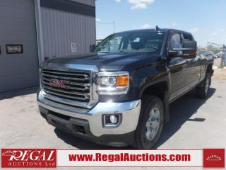 Used 2018 GMC SIERRA 3500 SLE CREW CAB SWB 4WD 6.0L for sale in Calgary, AB