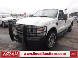 Used 2009 Ford F250SD XLT CREW CAB 4WD 6.4L for sale in Calgary, AB