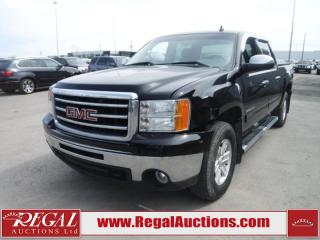 Used 2013 GMC Sierra 1500 SLE Crew CAB SWB 4WD 5.3L for sale in Calgary, AB