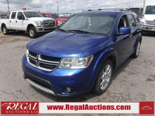 Used 2015 Dodge Journey R/T 4D Utility AWD 7PASS 3.6L for sale in Calgary, AB