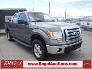 Used 2012 Ford F-150 4D SUPERCREW 4WD for sale in Calgary, AB