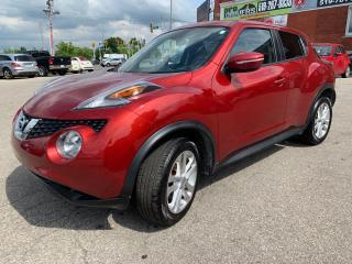 Used 2015 Nissan Juke SV/ONE OWNER/NO ACCIDENTS/SAFETY INCLUDED for sale in Cambridge, ON