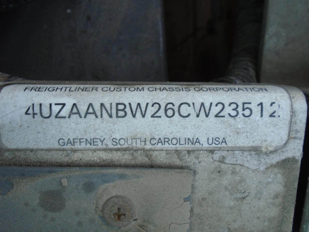 2006 Freightliner MT45