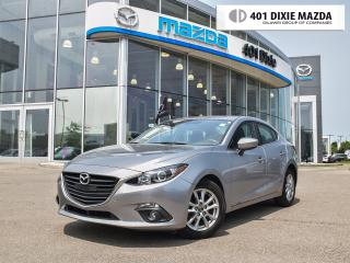 Used 2015 Mazda MAZDA3 GS ONE OWNER  1.9% FINANCE AVAILAVBLE MOONROOF for sale in Mississauga, ON