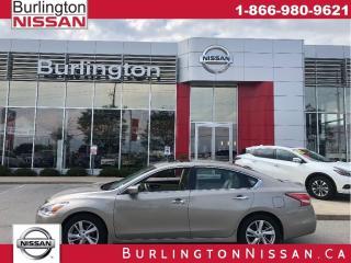 Used 2013 Nissan Altima 2.5 SV, MOONROOF & REMOTE STARTER ! for sale in Burlington, ON