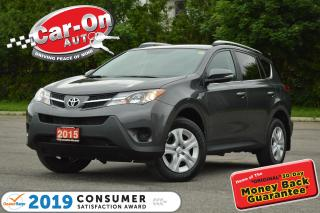 Used 2015 Toyota RAV4 LE ONLY 29,000 KM REAR CAM HTD SEATS for sale in Ottawa, ON