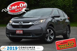 Used 2018 Honda CR-V AWD TURBO REAR CAM HTD SEATS NAV READY LOADED for sale in Ottawa, ON