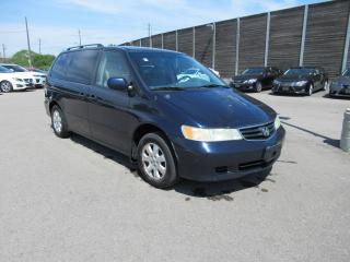 Used 2004 Honda Odyssey 2004 Honda Odyssey - 5dr EX-L RES for sale in Toronto, ON