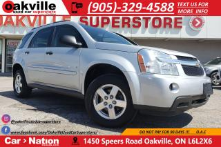 Used 2009 Chevrolet Equinox LS | ONSTAR | ALLOYS | LOW KM | GREAT VALUE for sale in Oakville, ON