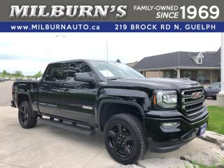 Used 2017 GMC Sierra 1500 SLE Elevation Edition 4x4 for sale in Guelph, ON