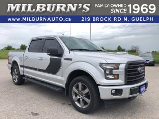 Used 2017 Ford F-150 XLT SPORT 4X4 for sale in Guelph, ON