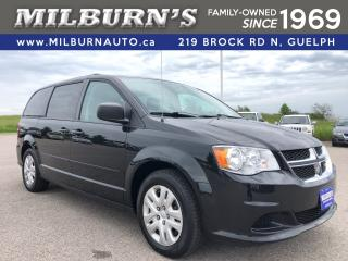 Used 2017 Dodge Grand Caravan SXT for sale in Guelph, ON