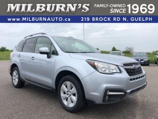 Used 2017 Subaru Forester i Convenience for sale in Guelph, ON