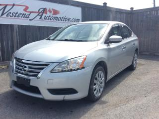 Used 2014 Nissan Sentra SV for sale in Stittsville, ON