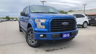 Used 2015 Ford F-150 F150 Xlt 5.0l V8 Navigation for sale in Midland, ON