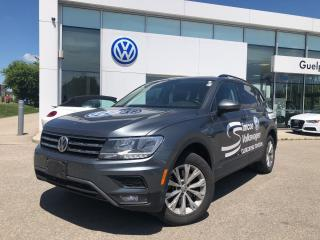 Used 2018 Volkswagen Tiguan Trendline for sale in Guelph, ON