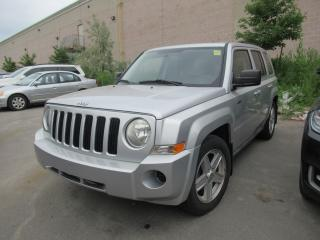 Used 2010 Jeep Patriot Sport, BLUETOOTH for sale in Brampton, ON