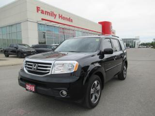 Used 2015 Honda Pilot SE for sale in Brampton, ON