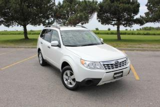 Used 2013 Subaru Forester 5dr Wgn Auto 2.5X Touring for sale in Oshawa, ON