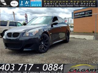 Used 2006 BMW 5 Series 4dr Sdn RWD M5 for sale in Calgary, AB