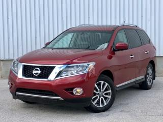 Used 2014 Nissan Pathfinder 4WD SL|Leather|7Passenger|Back Up Cam|Accident Free for sale in Mississauga, ON