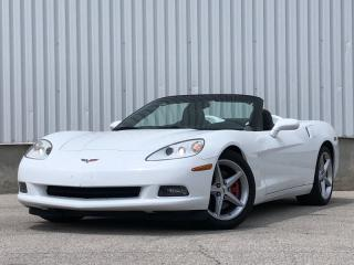 Used 2012 Chevrolet Corvette Soft Top Convertible | Financing Available| LS3 6.2L for sale in Mississauga, ON