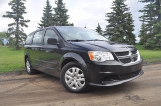 Used 2017 Dodge Grand Caravan 4DR WGN for sale in Edmonton, AB