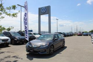 Used 2016 Honda Accord Sport for sale in Whitby, ON