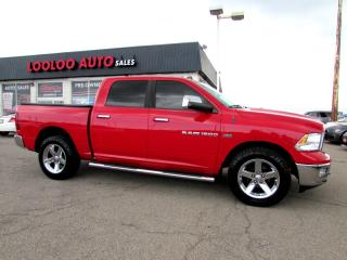 Used 2011 Dodge Ram 1500 Big Horn Crew Cab 4WD 5.7L Certified 2YR Warranty for sale in Milton, ON