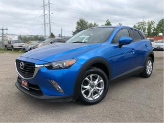 Used 2016 Mazda CX-3 GS| Luxury Pkg| New Tires | Navigation| AWD| for sale in St Catharines, ON