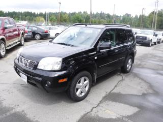 Used 2005 Nissan X-Trail LE 4WD for sale in Burnaby, BC