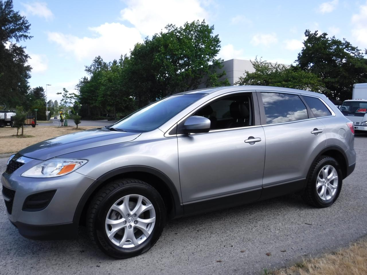 3rd Row Suv For Sale >> Used 2012 Mazda Cx 9 Touring Awd With 3rd Row Seating For