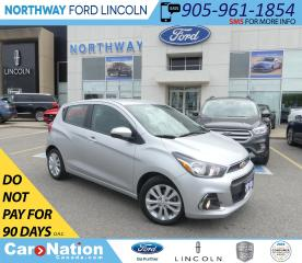 Used 2018 Chevrolet Spark 1LT | KEYLESS ENTRY | BACKUP CAM | BLUETOOTH | for sale in Brantford, ON