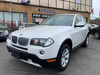 Used 2010 BMW X3 2010 BMW X3 - AWD 4dr 28i for sale in North York, ON