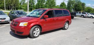 Used 2009 Dodge Grand Caravan SE 147k safetied we finance SE for sale in Madoc, ON