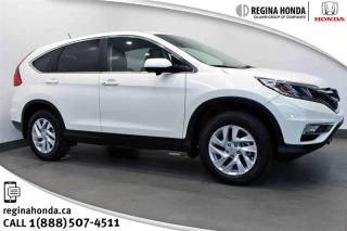Used 2015 Honda CR-V EX-L AWD Remaining Warranty till late 2020!Leather, Sunroof! for sale in Regina, SK