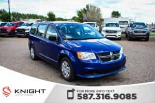 New 2019 Dodge Grand Caravan CANADA VALUE PACKAGE for sale in Medicine Hat, AB